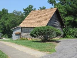 Reynolds Homestead barn