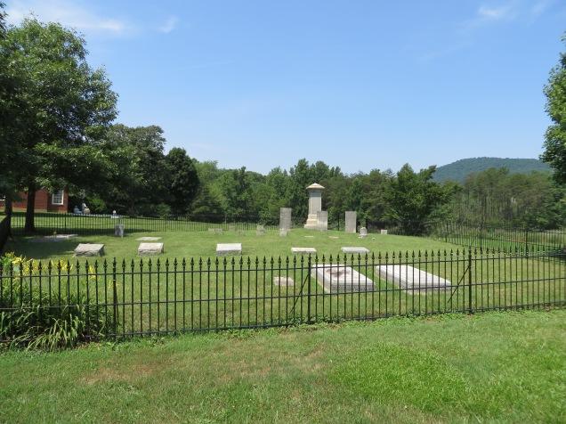 Reynolds Homestead Family Cemetery